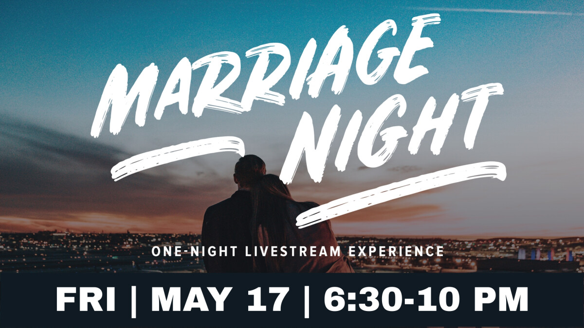 Marriage Night-One Night Livestream Experience