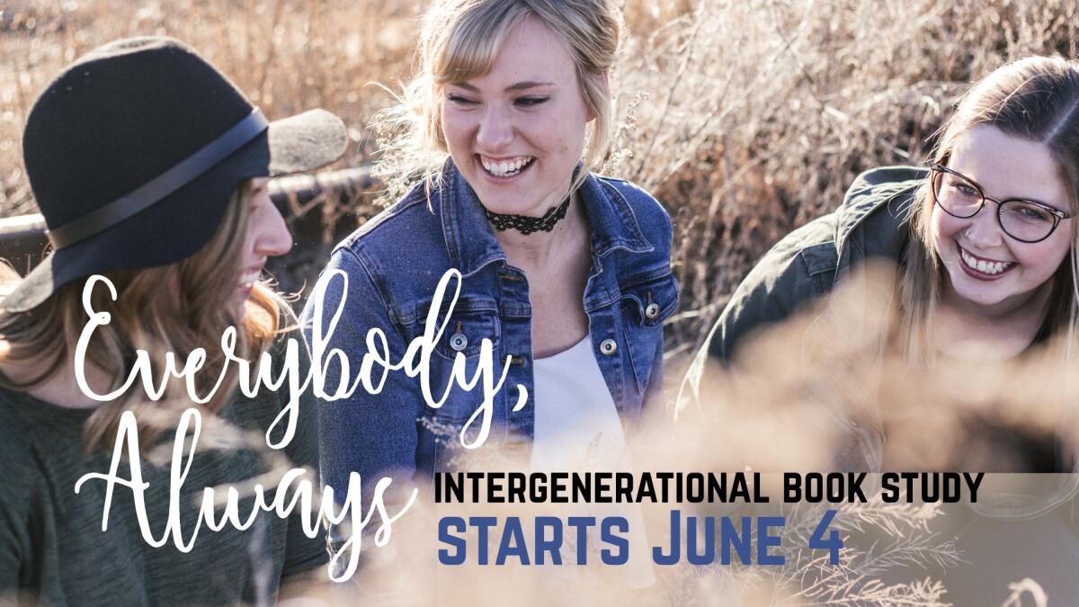 Everybody, Always Intergenerational Book Study