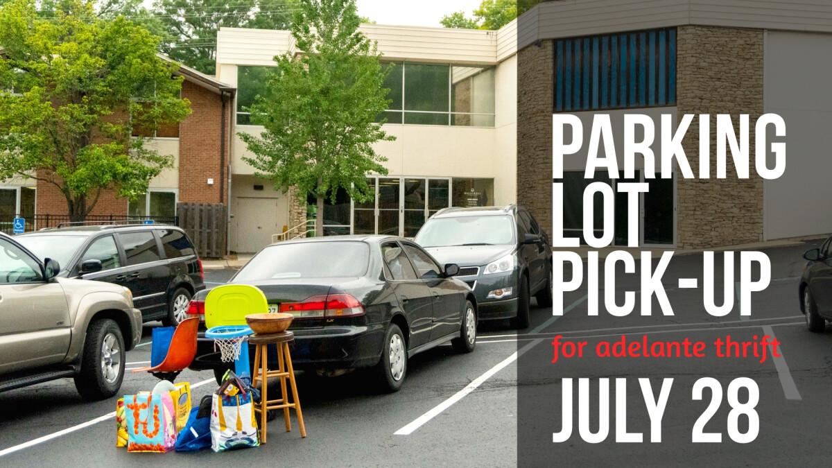 Parking Lot Pick-up