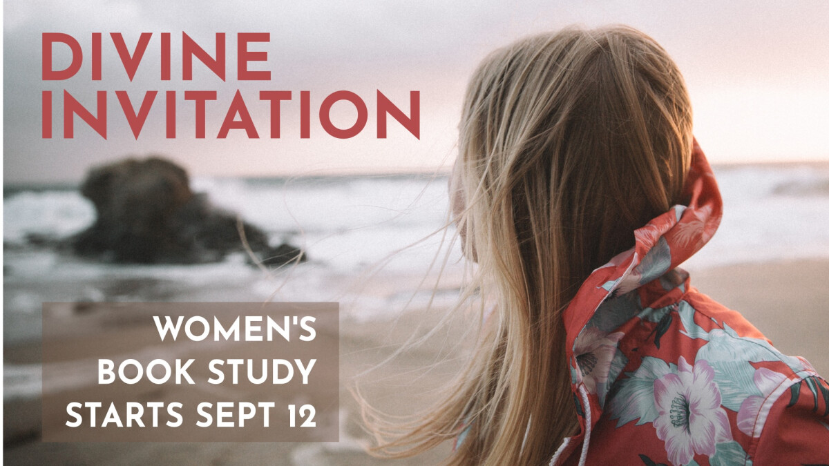 Divine Invitation book study