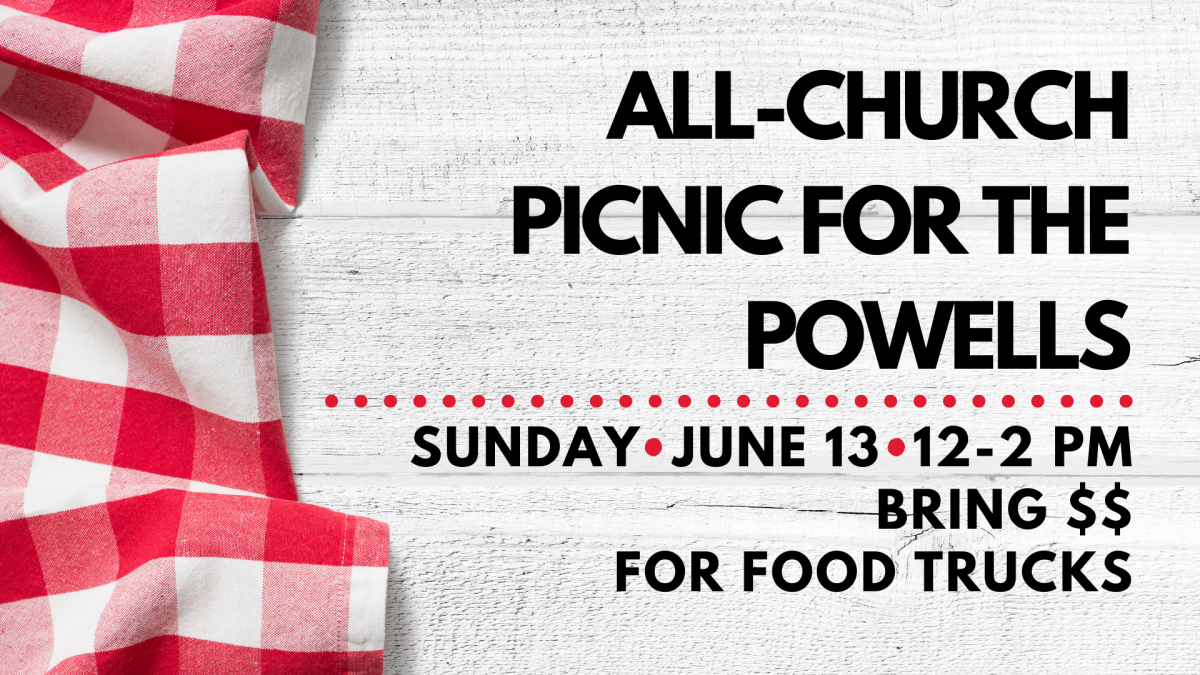 Picnic with the Powells